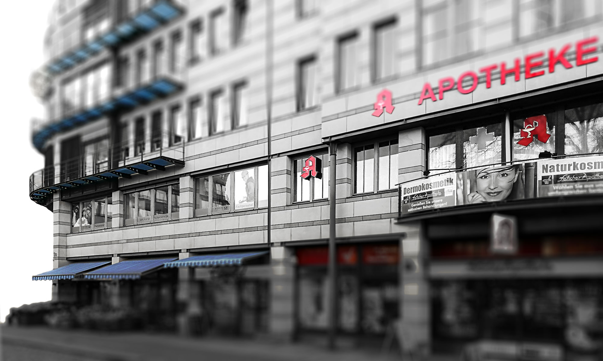 Haus Akzent am Fetscherplatz