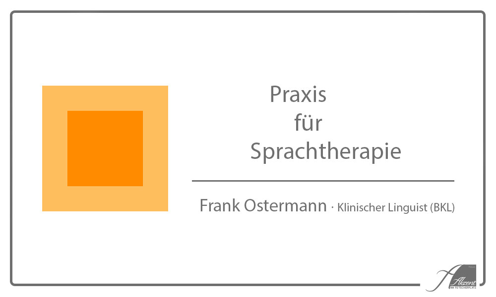 Sprachtherapie Ostermann
