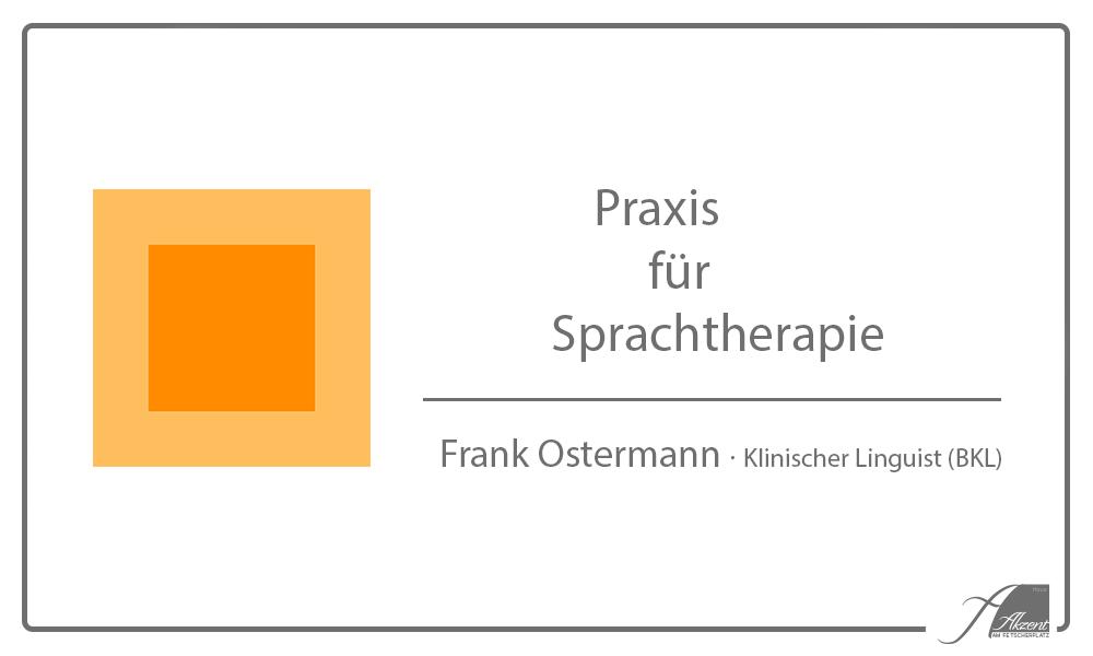 Sprachtherapie Ostermann